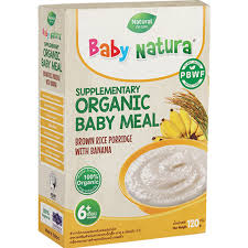 Baby & Mom Food